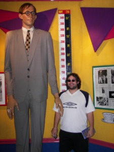 Ripleys Tall Guy