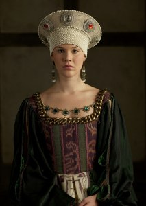 Joss Stone as Anne of Cleves (Season 3 - episode 7) - Photo: Jonathan Hession/Showtime - Photo ID: tudors_307_1449