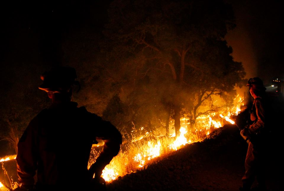 drought and its effects on the wildfire in california Wildfire risks increase  because stopping a drought is difficult given that it is a  land surface effects on climate california drought.
