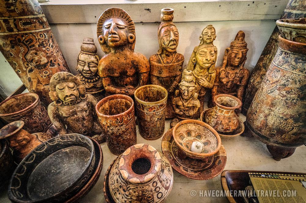 Image Gallery history mayan artifacts