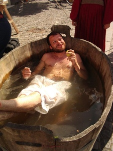 bathingmedieval