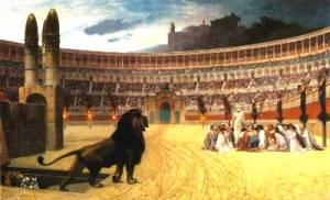coliseum martyrs