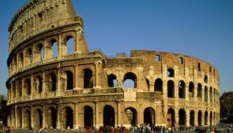 The Roman Coliseum – johnwhye