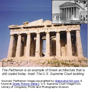 ancient rome and greece contributions to our modern world Ancient greece and rome study play what are the years for the ancient greek and roman period of literature  peace returned at last to the roman world.