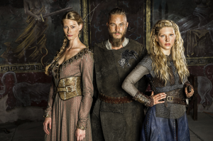 medieval13lagertha and new wife