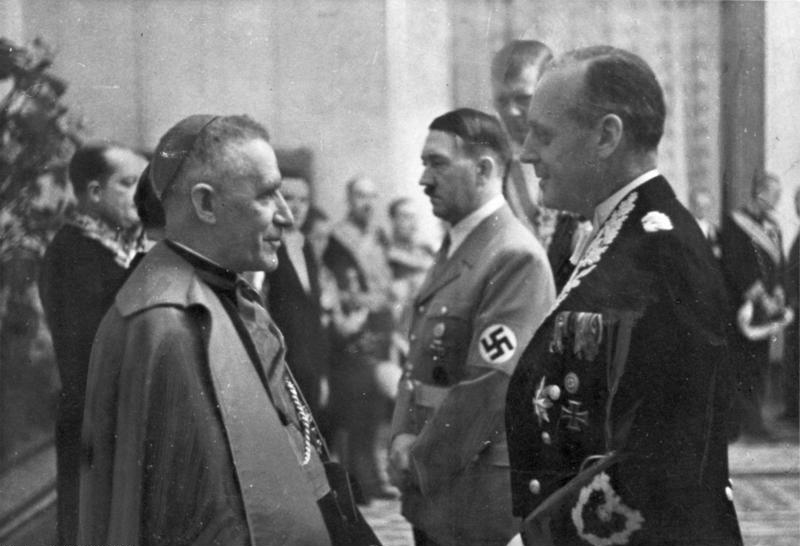 neutrality of the vatican Vatican city pursued a policy of neutrality during world war ii, under the leadership of pope pius xii although the city of rome was occupied by germany from 1943 and the allies from 1944, vatican city itself was not occupied the vatican organised extensive humanitarian aid throughout the duration of the conflict.