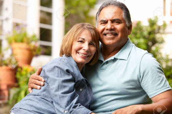 Image result for older hispanic couple
